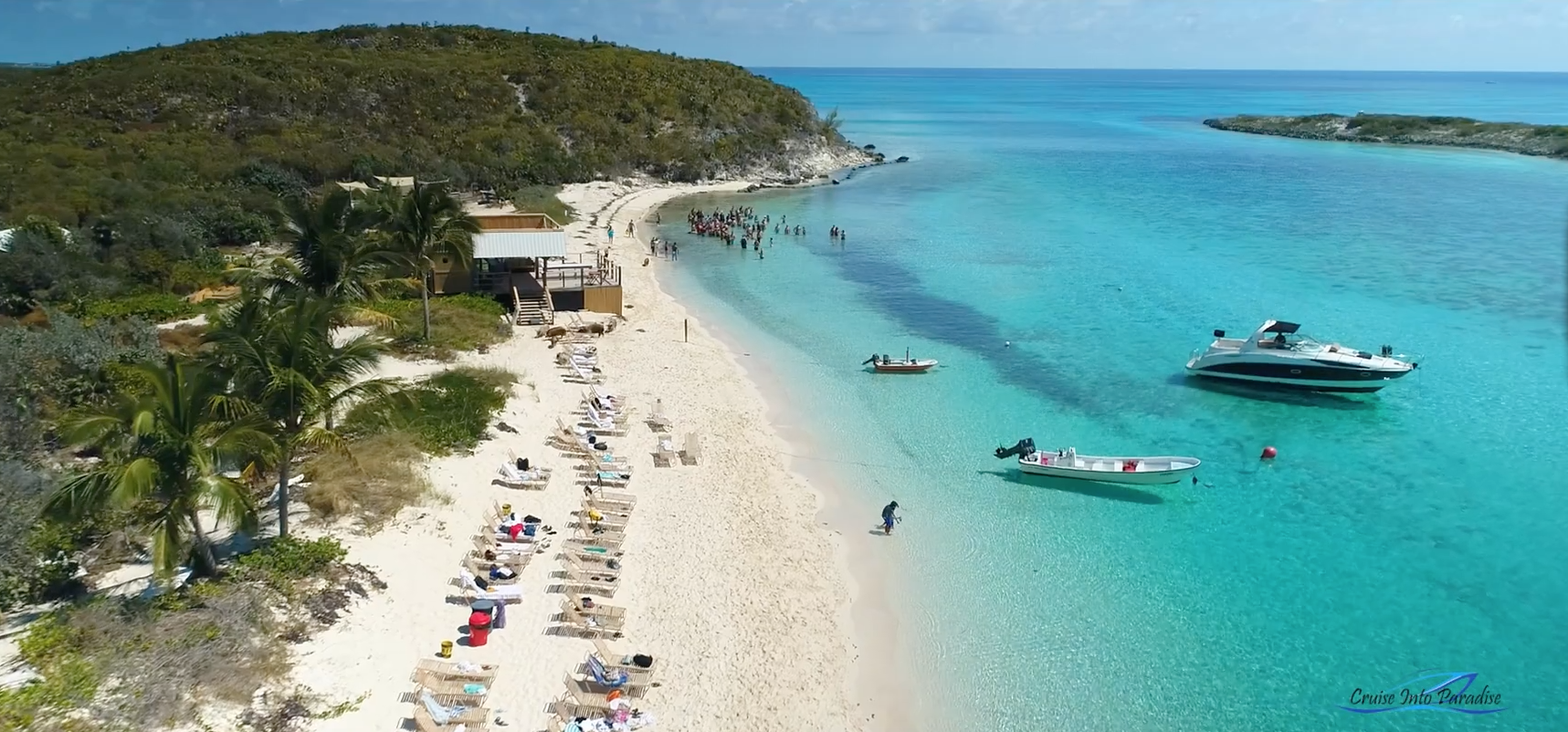 Rent A Boat from Nassau to Exuma