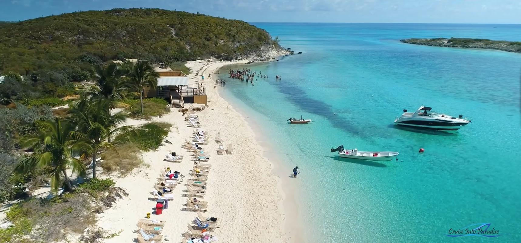 The Exumas | Cruise Into Paradise | Boat Rental In Bahamas