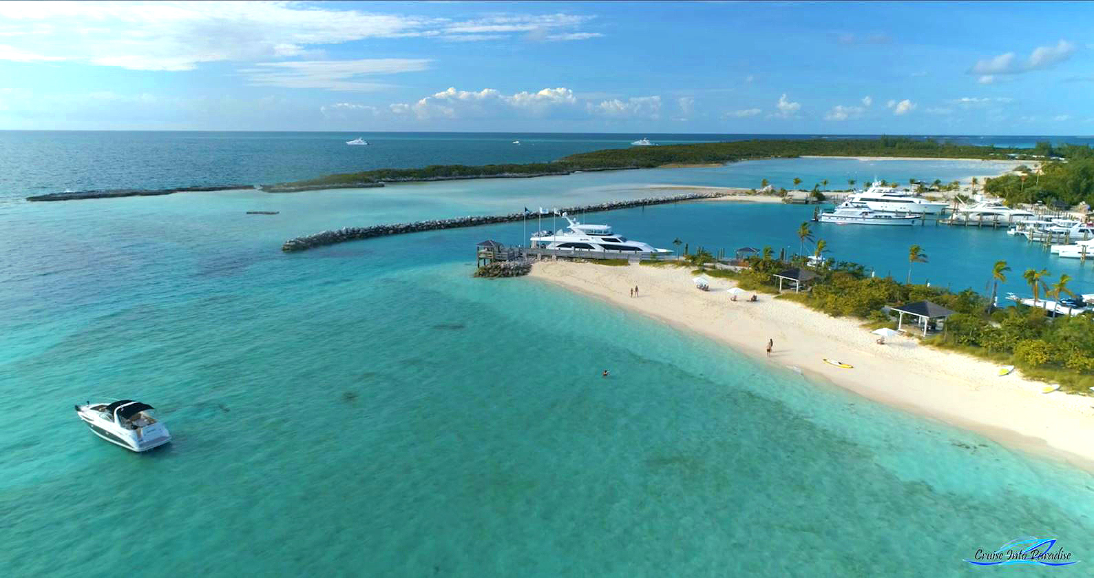 Private Charter from Nassau to Exuma