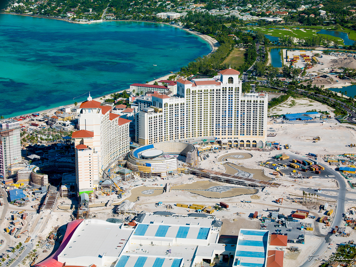 Bahamas Aerial Photographer