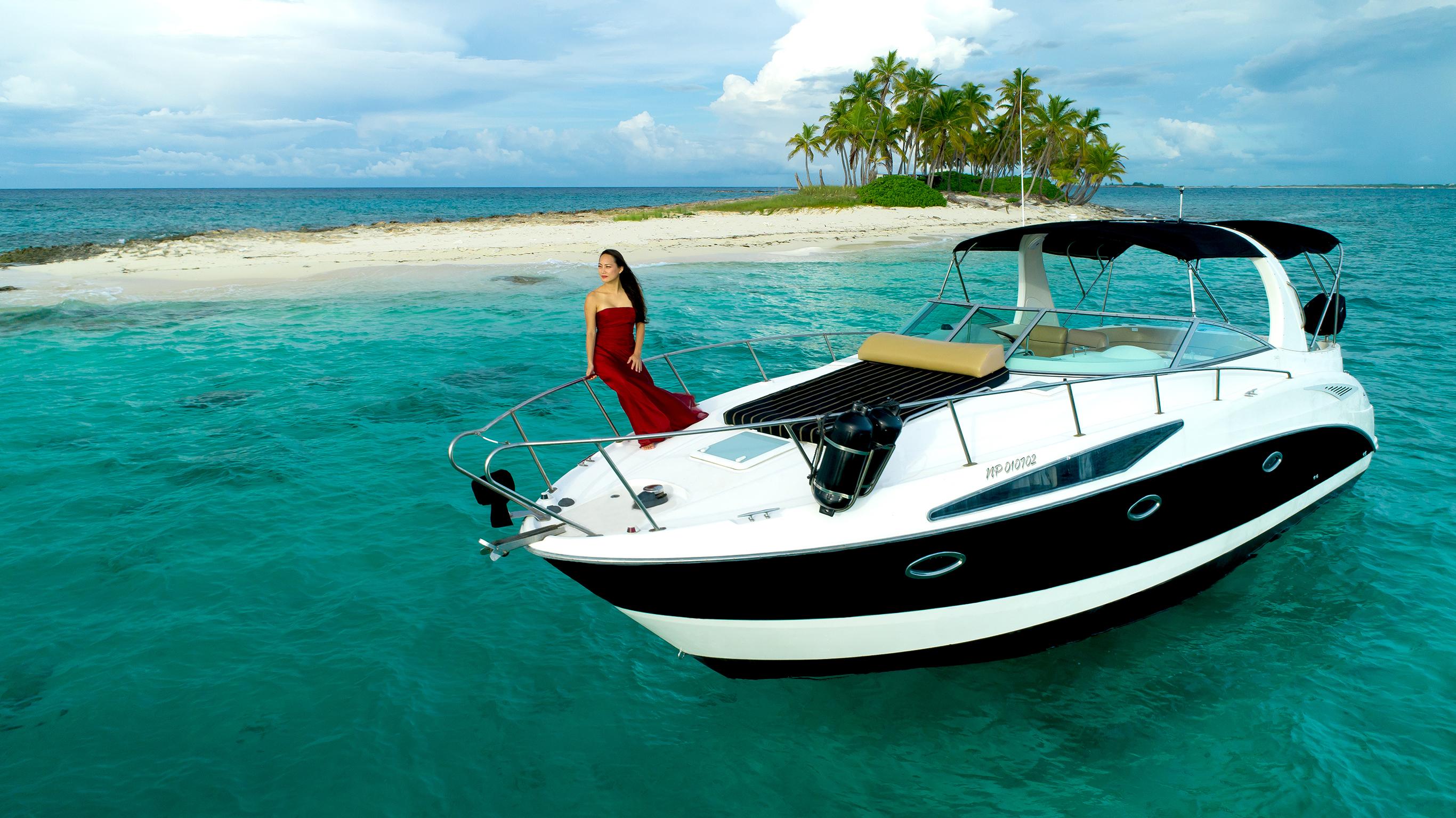 Cruise Into Paradise