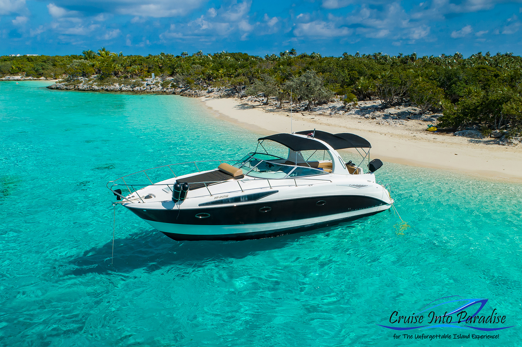 35' Bayliner, Cruise Into Paradise