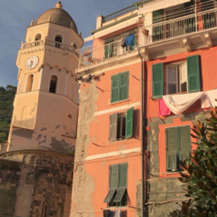 Vernazza square