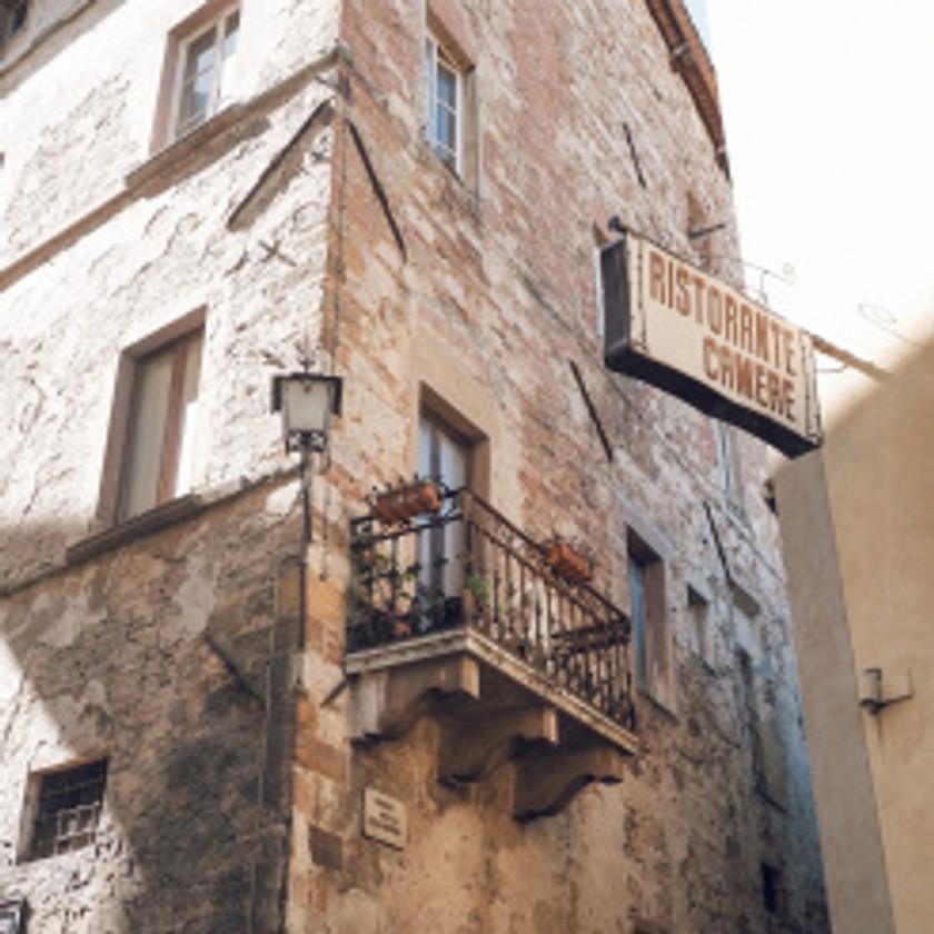 Montepulciano buildings