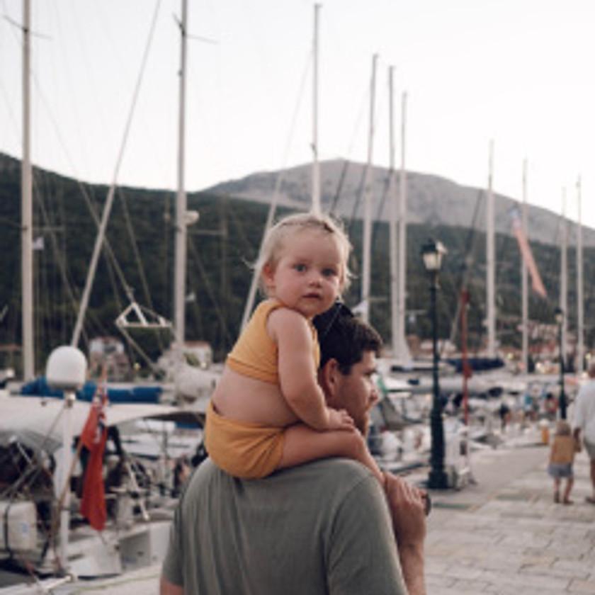 Port of Agia Effimia