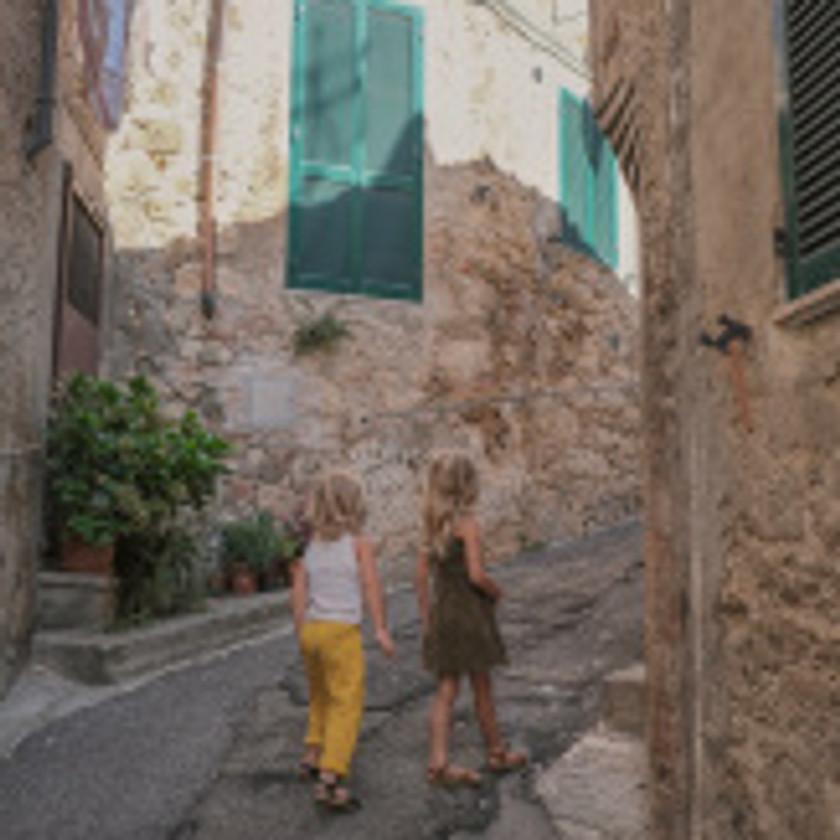 Walking Sarteano