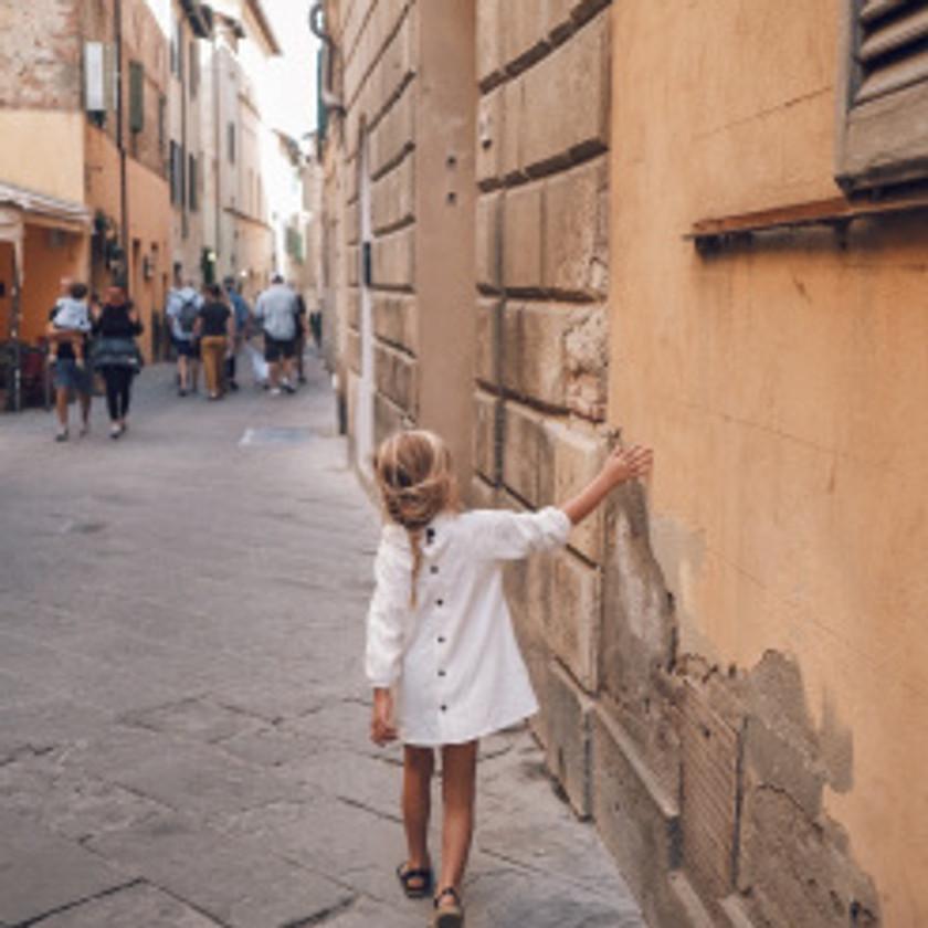 Walking Montepulciano