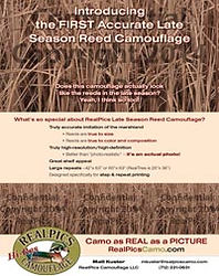Hunting Camouflage - brochure preview image