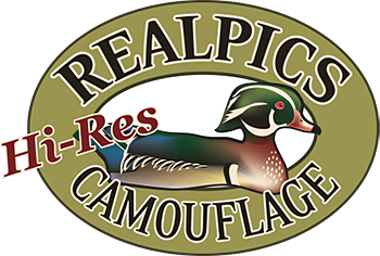 Hunting Camouflage - RealPics Logo