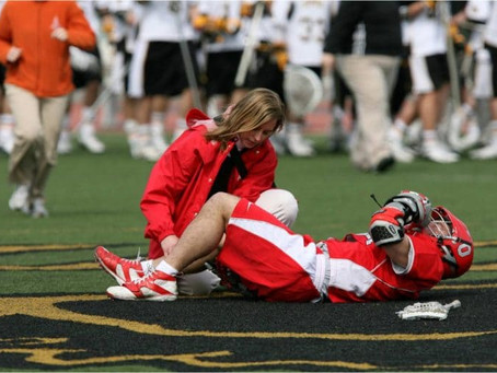 A serious injury does NOT mean the end of your college dreams