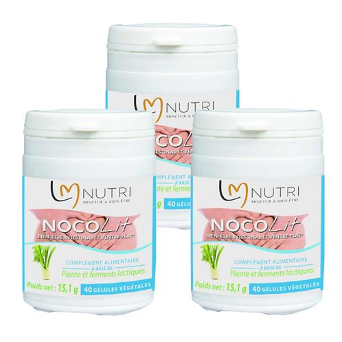 Cure complète Nocolit