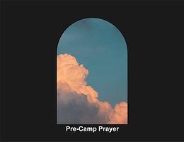 Pre-Camp Prayer