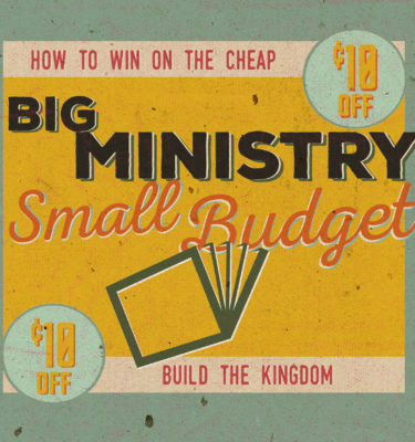 Big Ministry Small Budget