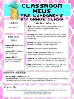 Meagannewsletter2020February1stWeek_page