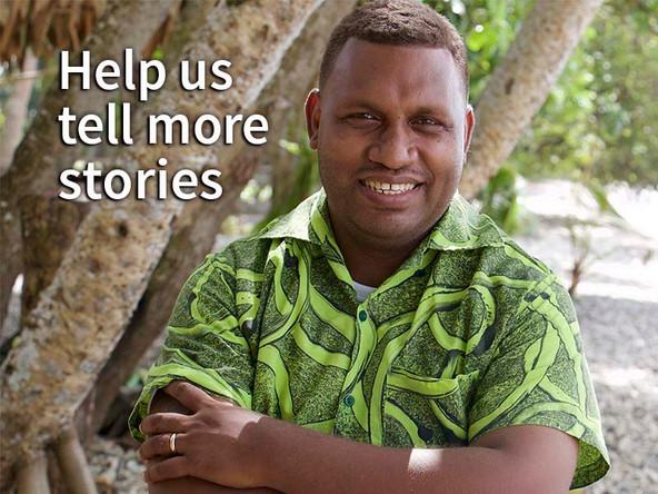 Steve Solomons help us tell more stories.jpg