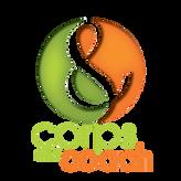Logo Corps & Coach, koxintox graphiste illustrateur à Lisle sur Tarn, Caroline Pillet,création logo,illustration