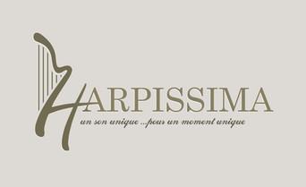 Harpissima, koxintox graphiste illustrateur à Lisle sur Tarn, Caroline Pillet,création logo,illustration