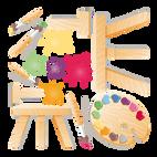 koxintox-stickers-enfant-peinture-vive-l