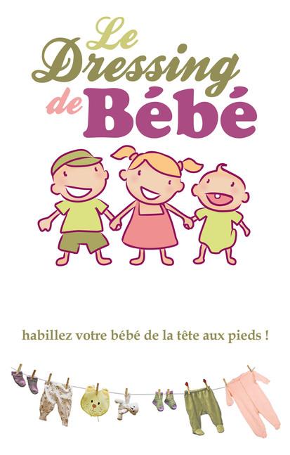 koxintox-visuel page Facebook-logo-le Dressing de bébé, koxintox graphiste illustrateur à Lisle sur Tarn, Caroline Pillet,création logo,illustration