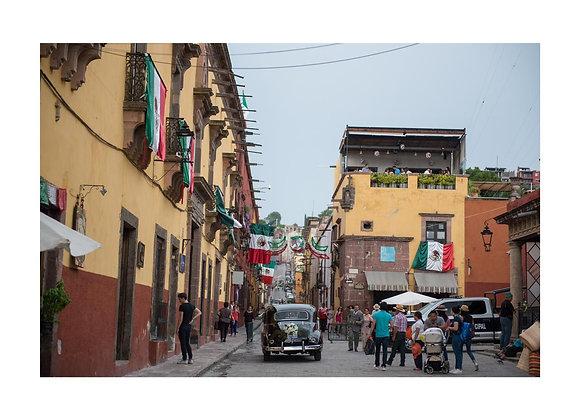 Calles de San Miguel #1
