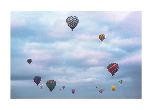 Sky Full of Balloons