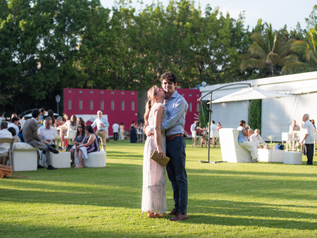 A Lovely Spring Wedding in Mexico