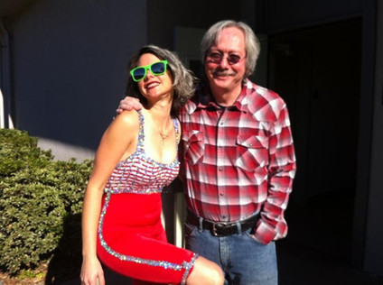Picture with actress.jpg