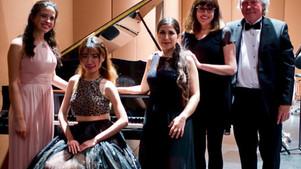 History & Development of the Piano Concerto
