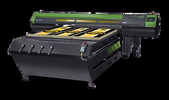 "Roland Flatbed UV-printer 2,1 m LEJ-640 64"" flatbed"