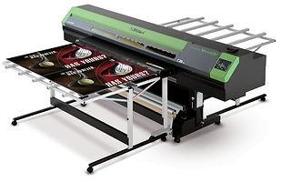 "Roland UV-printer LEJ-640 64"""