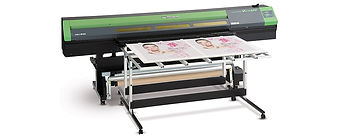"Roland Flatbed UV-printer 2,5 m LEJ-640 64"" flatbed"