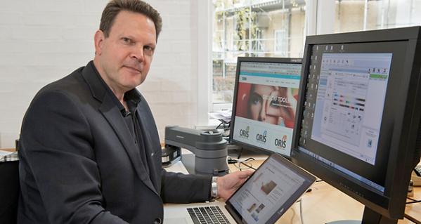 Rune Eklund CEO CGSnordic