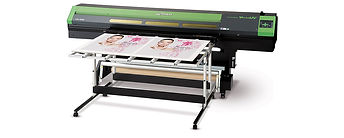 "Roland Flatbed UV-printer 3,2m LEJ-640 64"" flatbed"
