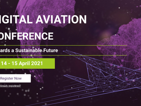 Digital Aviation Conference 2021: Towards a Sustainable Future