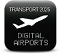 Digital airports project logo