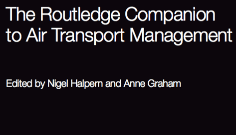 Book: The Routledge Companion to Air Transport Management