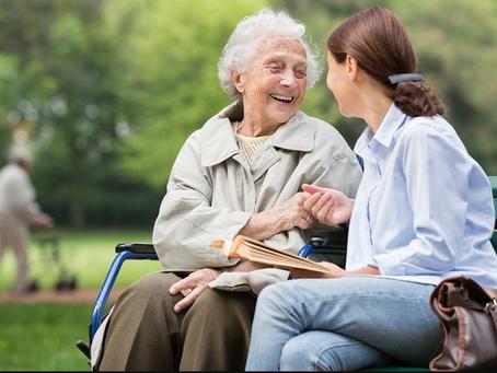 From Caregiver to CarePartner
