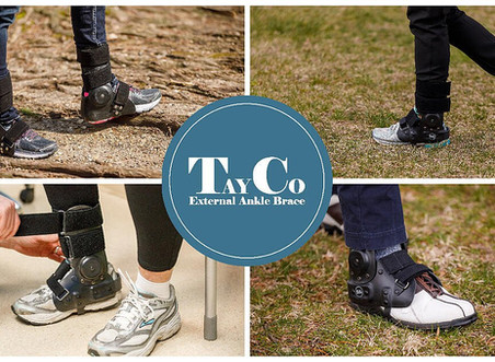 Chronic Ankle Instability and The TayCo Brace