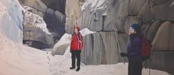 Maligne Canyon Icewalk Jasper