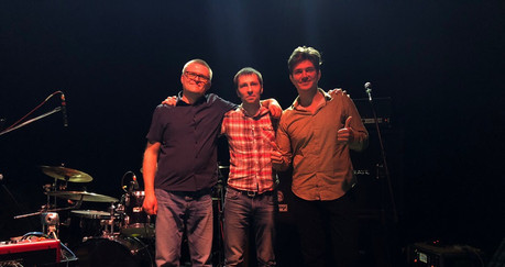 Shalash Band with Konstantin Polyakov