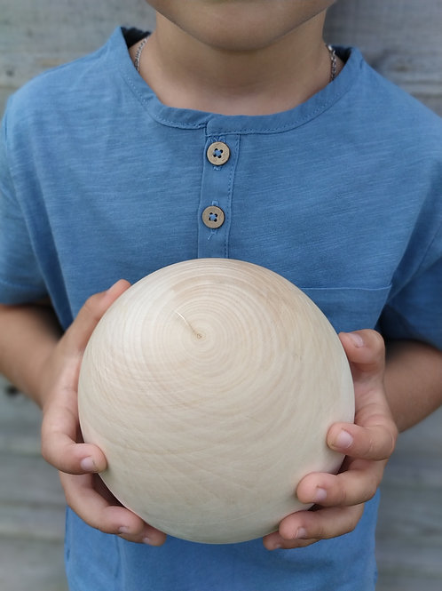 ROSTOK Small Musical Wooden Ball
