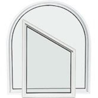 SPECIALTY SHAPE WINDOWS