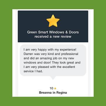Window & Door Reviews Regina companies