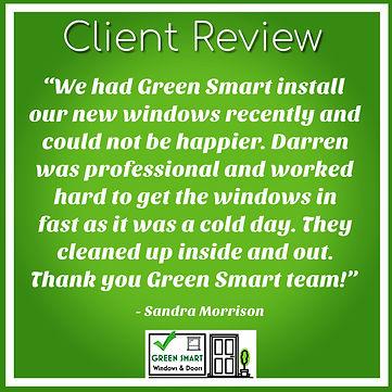 Regina window & door reviews
