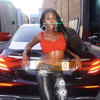 Bree Runway appearance on ITV's Don't Hate the Playaz (assisted)