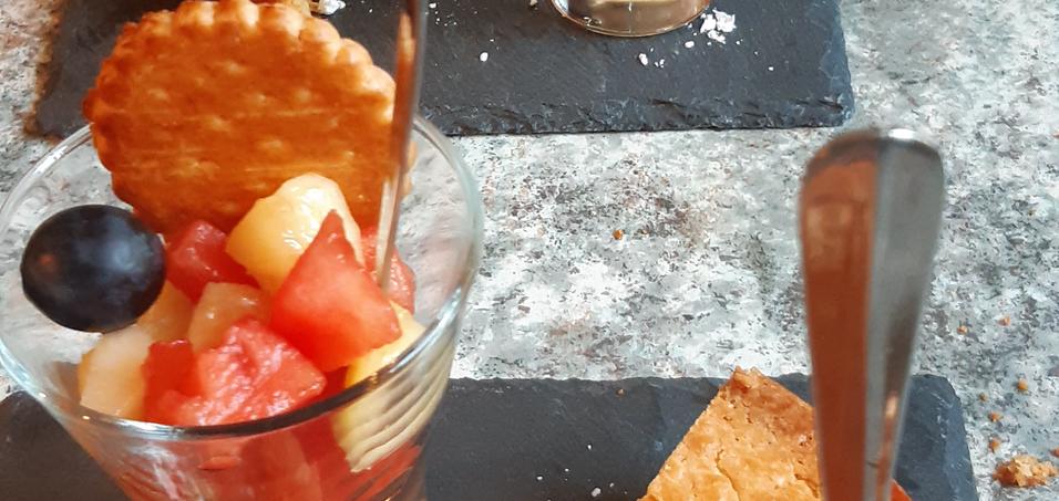 Nuances bretonnes - petit-déjeuner