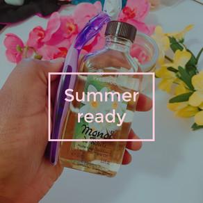 Get ready avec Yves Rocher