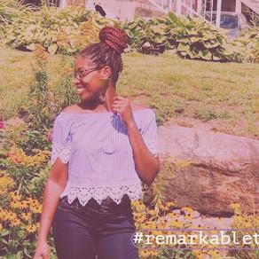 Mélissa de @restaurant_bonmanje - #RemarkableThursday4 season2