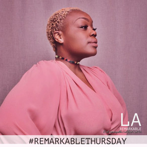 Remarkable Thursday 19 - Mlle Geri