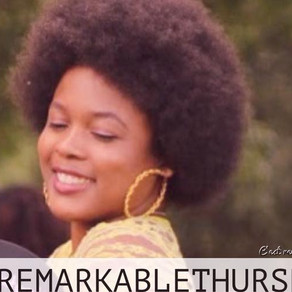 Remarkable Thursday 9 - Shaina